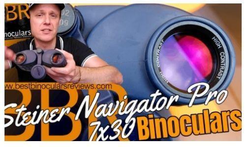 Steiner Brand binoculars