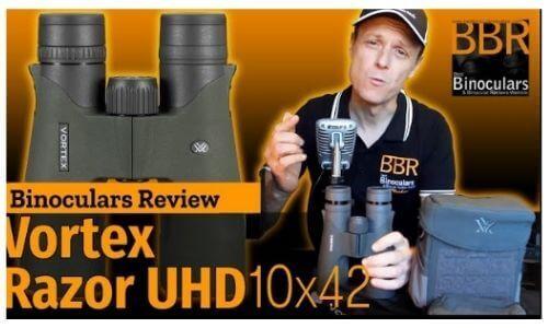 Vortex Brand binoculars